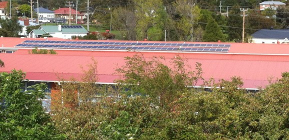What do building regulation changes mean for solar PV in Tasmania?